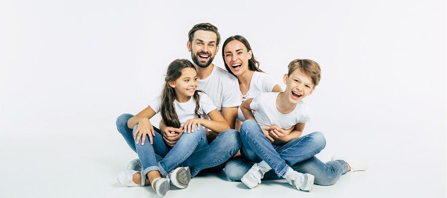 Sesja rodzinna – pamiątka na wieki